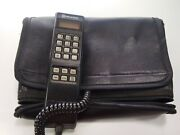 Cell Bag Phone Vintage 1980s Collectible Bellsouth Mobility Motorola Scn2497a