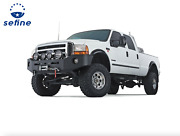 Warn Heavy Duty Bumper W/out Grille/brush Guard For 17-19 F250/f350 / 17-21 F450
