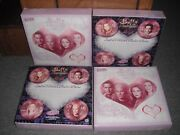 Buffy The Vampire Slayer Collector Plates - Lives And Loves Series Limited New