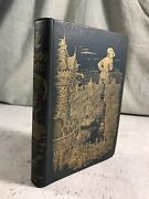 Gulliverand039s Travels By Jonathan Swift Antique Gilt Decorated Book Fine Binding