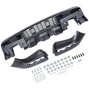 3pcs Lower Front Bumper Cover Conversion Replacement For Ford F150 2009-2014