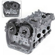 Complete Engine Cylinder Head Assembly W/ Camshaft For Audi 1.8t Vw Jetta Tiguan