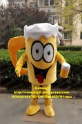 2020 Beer Mug Mascot Costume Oktoberfest Suits Cosplay Party Game Ad New Hot