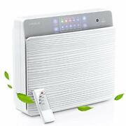 Missue Hepa Air Purifier For Home, Wall-mounted And Desktop Air Filter With Aroma