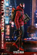 Hot Toys 1/6 Vgm50 The Spider Man Miles Morales Full Set Figure Collection Toy