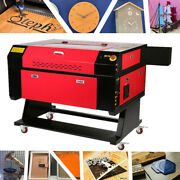 20and039and039 X 28 80w Co2 Laser Engraver And Cutter Machine Ruida Rdc6442g Controller