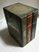 Lord Of The Rings Trilogy 1 2 3 Dvd Box Set Extended Edition 12 Discs Region 4