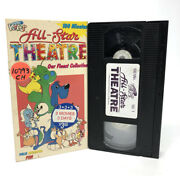 All Star Theatre Our Finest Collection Vhs Video Tape Bluffer Foofur Seabert Oop