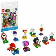 Lego Super Mario 71386 Character Packs – Series 2 Minifigures Full Set Of 10 New