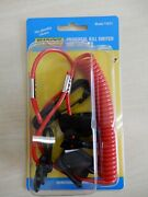 Universal Safety Lanyard Kill Switch Cord Cable Ignition Johnson Evinrude