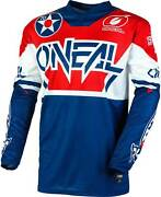 O'neal Element Jersey - Mx Motocross Dirt Bike Off-road Atv Youth And Mens Gear
