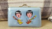 Vintage Beatles Kissclasp Coinpurse From Macao