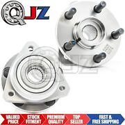 [frontqty.2] New Wheel Hub Replacement For 1996-2000 Plymouth Breeze Fwd-model