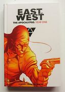East Of West The Apocalypse Year One Hardcover Image Graphic Novel Comic Book