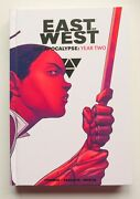 East Of West The Apocalypse Year Two Sandd Hc Image Graphic Novel Comic Book