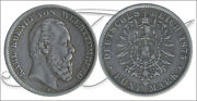 States Germans - Coins Circulation- Year 1875 - Number Km00623-75 - Mbc 5 Ma