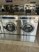 Dexter T-400 Washer 30lb Capacity Front Load Single Phase Laundromat