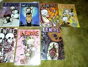 Lenore Comic Books First Run Issues 's 2, 4, 5, 6, 7, 8, 11