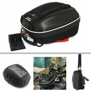 Motorcycle Tank Bag Quick Release For Bike Luggage Bag Hard Shell Waterproof Bf