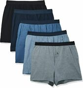 Hanes Menand039s Comfortsoft Boxer With Comfort Flex Waistband