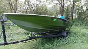 16and039 Boat Hull No Title No Motor No Trailer Pick Up In N.w. Indiana 46311