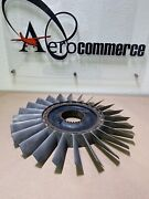 Gas Turbine Engine Blades And Disc Assy 0010