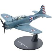 Warbirds Of Wwii 172 Usn Douglas Sbd-3 Dauntless Dive-bomber, Wb0004