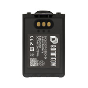 Walkie Talkie New Li-ion Replacement Battery For Icom Ic-705 As Bp-307