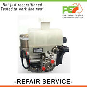 Abs Hydraulic Booster Hbb Repair Service For Mitsubishi Pajero Nt 3.2l Diesel