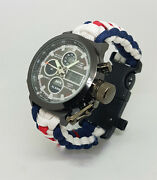 Royal Auxiliary Air Force Paracord Watch