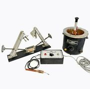 All You Need For Wax Jewelry Kit Set Hand Wax Injector,wax Pen Working Condition