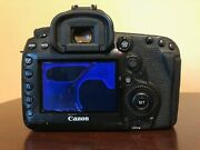 Used Canon Eos 5d Mark Iv Body For Parts / Not Working / Damaged / Broken 160