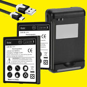 Rechargeable 6270mah Battery Wall Charger For Samsung Galaxy S4 L720 I9500 I9505