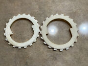 Ford 309 Planter Seed Plates 126785 Corn Large Flat