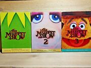The Muppet Show - The Complete Seasons One Two And Three 1 2 3 Dvd