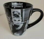 Breakfast At And039s Ceramic Coffee Mug / Cup Andcopy2010 Audrey Hepburn - 4.5 Hb