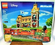 Disney Park Mickey Train And Station Lego Exclusive Play Set 71044 Collectible New