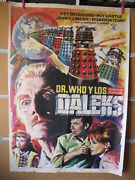 A4589 Doctor Who Y Los Daleks Peter Cushing Jennie Linden Roberta Tovey Ro