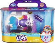 New Little Live Pets 26164 Lil Dippers Fish Tank