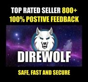 🚀 Direwolf ⭐ 1005000000000 - Crypto Mining-contract - Crypto Currency