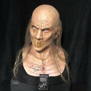 Doctor Satan Autographed Lifesize Display House Of 1000 Corpses