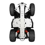 Can-am Aluminum Skid Plate Protection Kit For G2s 2017-2018 715004201
