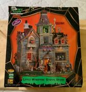 Lemax 05017 Spooky Town Little Monsters' School House Tested