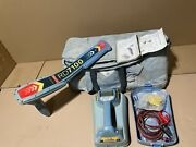 Spx Radiodetection Rd7100 Dl Cable And Pipe Locator W/ Tx-5 Transmitter Rd 7100dl