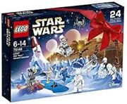 Lego Star Wars Advent Calendar 75146 - New In Box And Factory Sealed