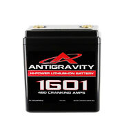 Antigravity Lithium Battery 480cca 12volt 4lbs 16 Cell Motorcycle Atv Ag-1601