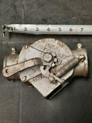 N. A. Petry Phili. Ford Model T Exhaust Cut Out Pat 1917 Vintage Trog Antique