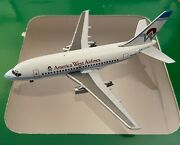 1400 America West Airlines Boeing 737-100 N701aw Unbranded