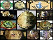All Championship And Custom Boxing Wrestling Fantasy Football Mma Title Belts 2mm