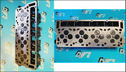 2 Ford 6.0 Ohv Turbo Diesel F350 O-ring Cylinder Heads Cast080 02-06 18mm Reman
